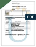Anexo 3 Autoevaluación y Co-evaluación