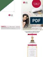 LG Aircondiotioner catalog2015