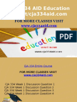 CJA 334 AID Education Expert/cja334aid.com