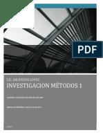 Trabajo Final de Metodos de Investigacion 1 Natanael Solano