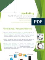 Clase 03 – Seleccionando a Los Consumidores