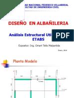 Analisis ETABS