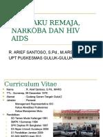 Perilaku Remaja Narkoba Dan Hiv Aids MAT