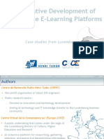 OEB 2004 _ Collaborative Development of Open Source E-learning Platforms