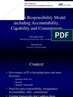 ARES 2009 _ Building a Responsibility Model Including Accountability Capability and Commitment