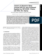 Assessment of Abrasive Wear of Nanostructured WC-Co and Fe-Based Coatings applied by HP-HVOF, Flame and Wire Arc Spray.pdf