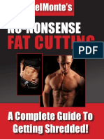 No-Nonsense Fat Cuting