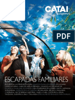 Catalogo Escapadas 2016