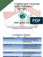 GPLRA- 3rd ICPLT