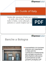 Tourism Guide of Italy