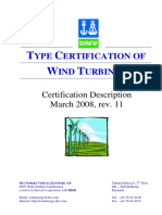 DNV TypeCertificationDescription March2008 Rev11
