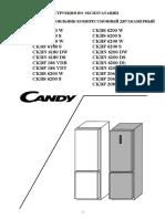 Candy Ckbn 6200 Dw