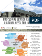 PROCESO GESTION PATRIMONIO CULTURAL