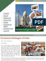 Exclusive Heritages of India - HolidayKeys.co.uk