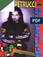 Guitar Lesson John Petrucci - Rock Discipline