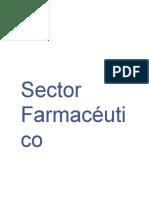 Si Una Empresa Perteneciente Al Sector Farmacéutico Compra a Otra Empresa Del Mismo Sector La Patente de Uno de Sus Productos Con Estos Datos