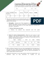 orchestra post reflection checklist 2015  1
