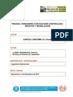 Garcia Loncomilla, C. 2011. Triaxial Verdadero Con Succion Controlada - Ensayos y Modelación
