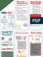 Leaflet  Diabetus