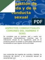 Regulación de La Ingestión de Comida y de La Conducta Sexual
