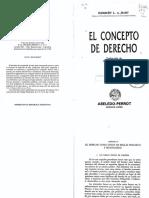 Hart - El Concepto de Derecho; Cap. V