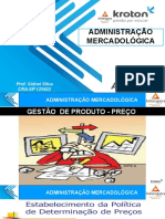 Aula 11 Administracao Mercadologica 6ordf e 7ordf Series Prof Sidnei Silva