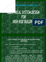 Electrical System for High Rise Building
