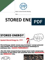 Stored Energy Bahasa