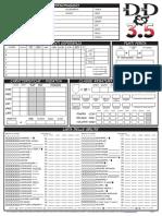 [D&D 3.5e - Ita] Scheda A4 Normale.pdf