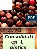 Consolidation Logistics for Cacao