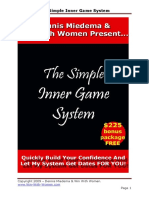 Dennis Miedema - The Simple Inner Game System eBook