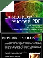 Neurosis y Psicosis