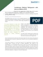 Press Release - MEDICA