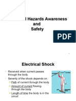 Basic Electrical Safety USC ee320