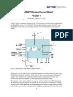 OpenDSS PVSystem Model