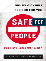 Safe People Sample