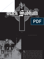 Black Sabbath - Digital Booklet