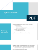 apollinarianism