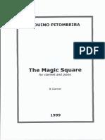 The Magic Square - Pitombeira