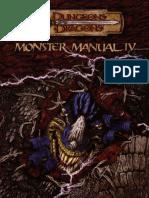 [D&D 3.5e - Eng] Monster Manual IV.pdf