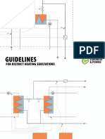 EUROHEAT & POWER Guidelines for District Heating Substations