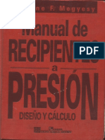 Pressure Vessel Manual de Recipientes a Presion Megyesy 1