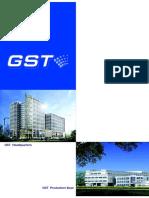 Catalog GST