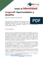 Construyendo la Identidad Digital