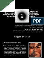 Apresentação Feminismo Negro, Racismo