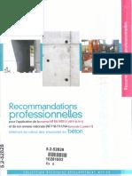Recommandations professionnelles pour EC2