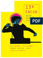 Caderno de Programacao ENCUN 2015