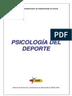Psicología Del Deporte 1