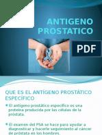 ANTIGENO PROSTATICO.pptx