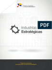 Industrias Estratégicas Español